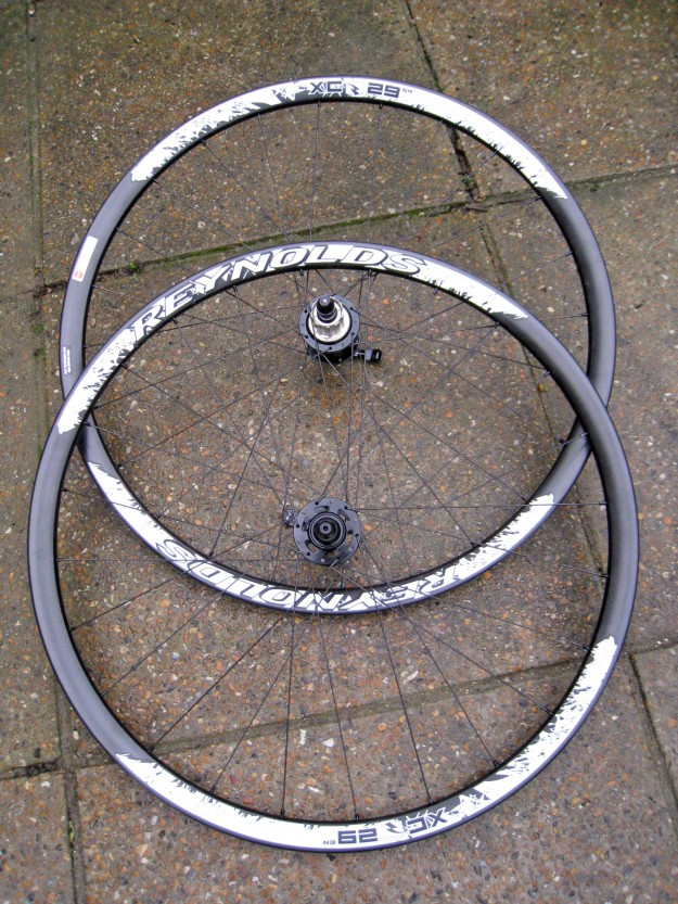 Reynolds Xc 29er Carbon Wheelset Exclusive First