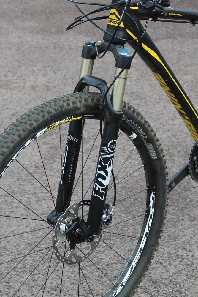 Review Merida Big Nine Bike Magic
