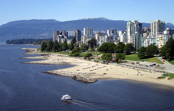 Vancouver City Beach