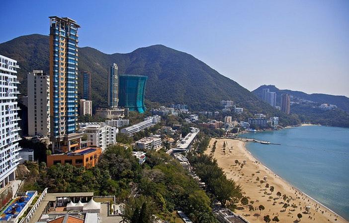 Top city beaches