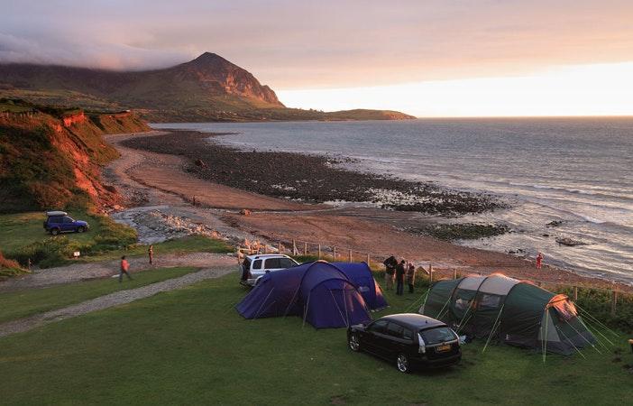 Aberafon Llyn Peninsula Camping
