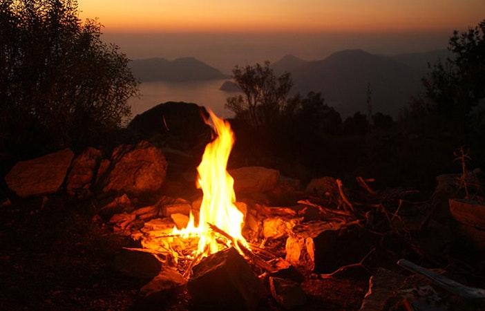 Campfire Kids Camping