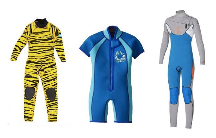 Children's Wetsuits Kids UK