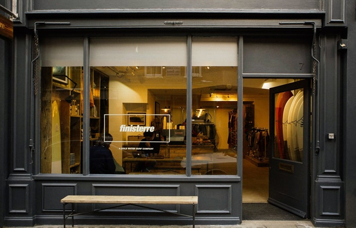 Surf Shops For Women UK Finisterre London
