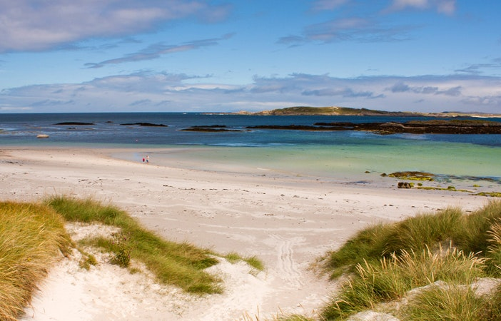 Tiree Scotland Surf And Yoga Holidays