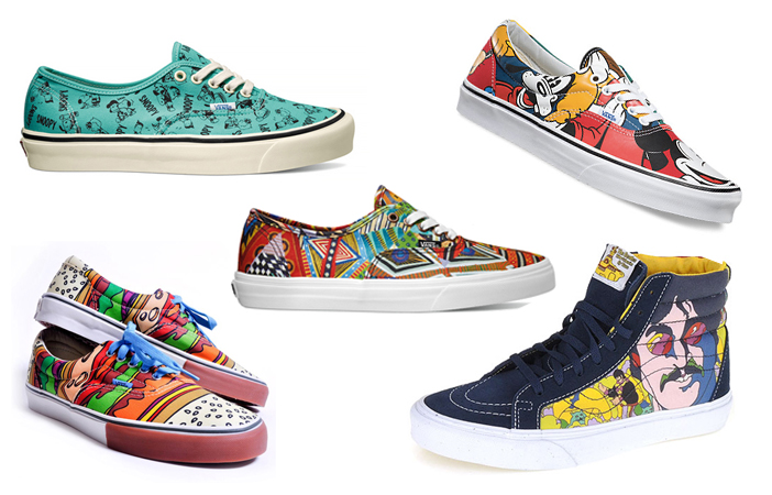 11 Of The Most Awesome Vans Shoes