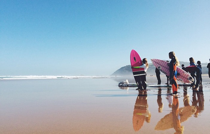 Best Surf Spots Destinations For Beginners