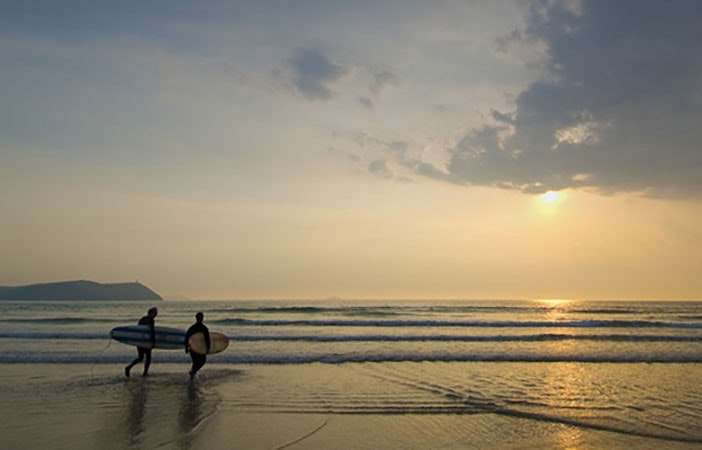 The UK has some brilliant surf camps for women