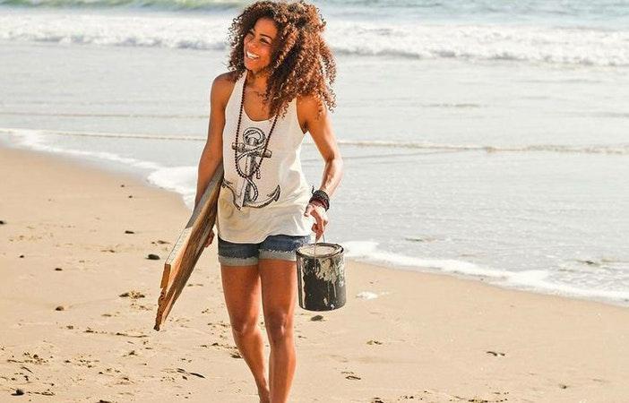 Beach Hair 3 P Pinterest