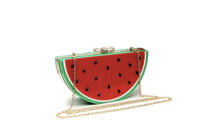 Choies Watermelon Clutch Bag