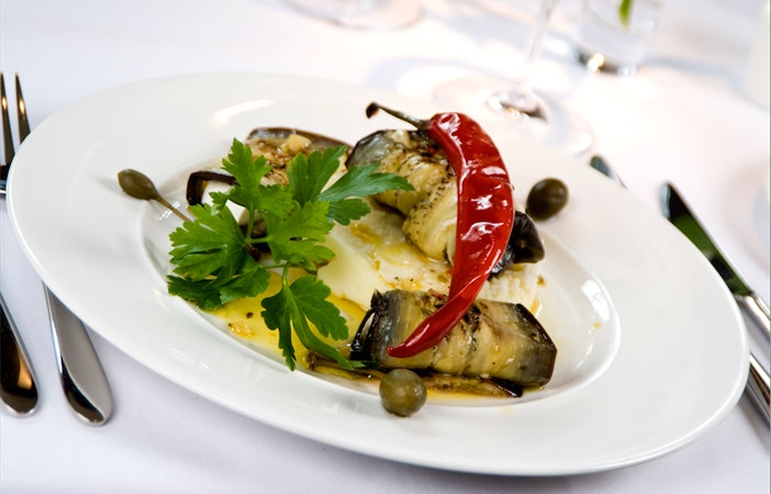 Fellinis Ambleside Vegetarian