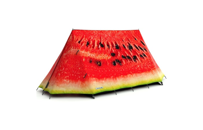 Field Candy Watermelon Tent