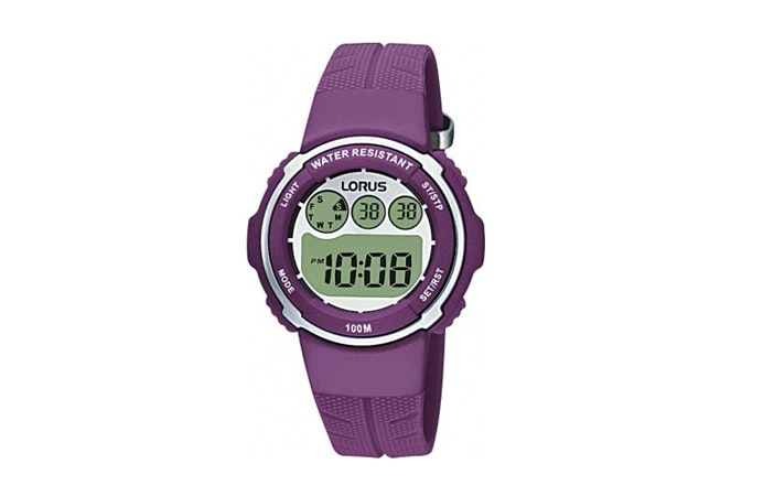 Lorus Ladies Digital Watch