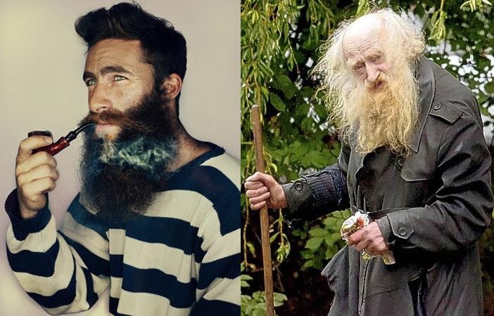 Men With Beards Debate