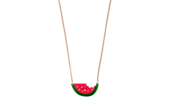 Meri Meri Watermelon Necklace