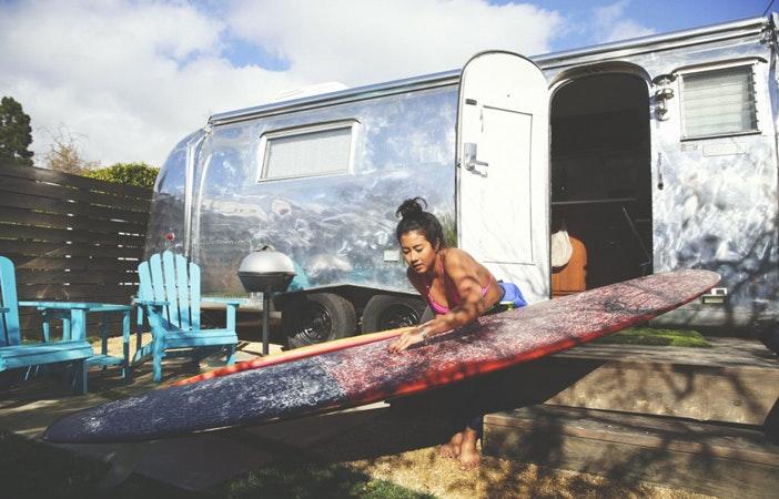 Roxy Surfing Friends Santa Barbara 2