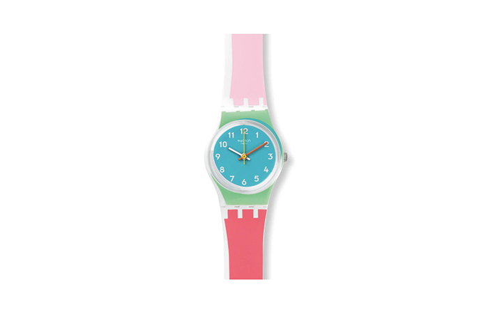 Swatch De Travers Watch