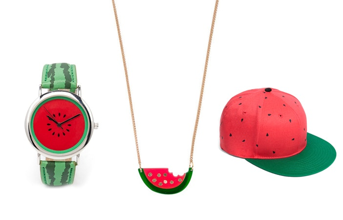 Watermelon Items Fashion Style