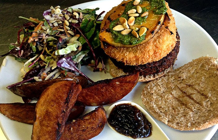 The Warehouse Cafe Vegetarian