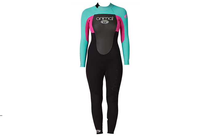 3mm is the perfect summer wetsuit for women surfers in the UK