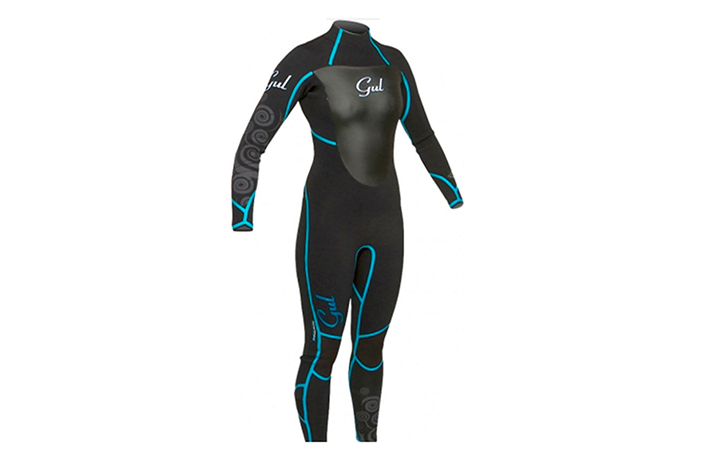 This 3mm full length wetsuit is great for intermediate women surfers