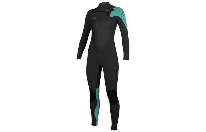 Intermediate 3mm wetsuit on sale for female surfers Photo: O'Neill