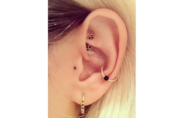 Cool Ear Piercings 11