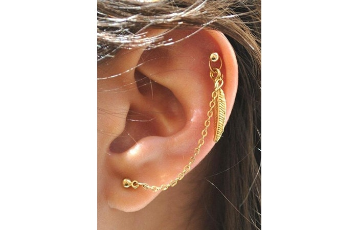 Cool Ear Piercings 13