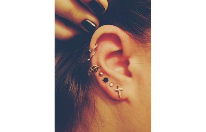 Cool Ear Piercings 16