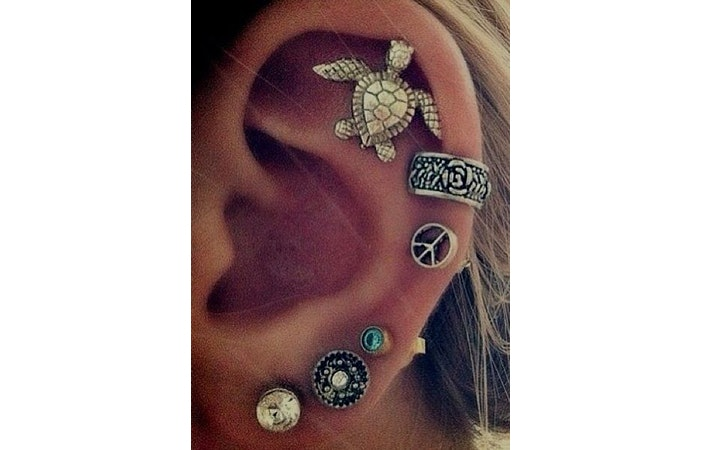 Cool Ear Piercings 4