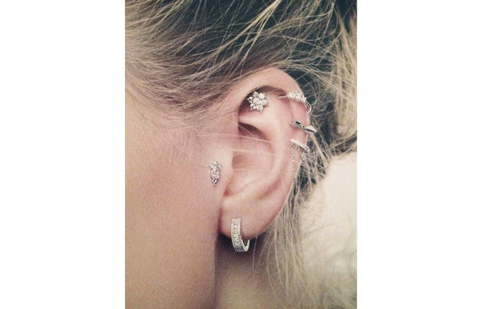 Cool Ear Piercings 6