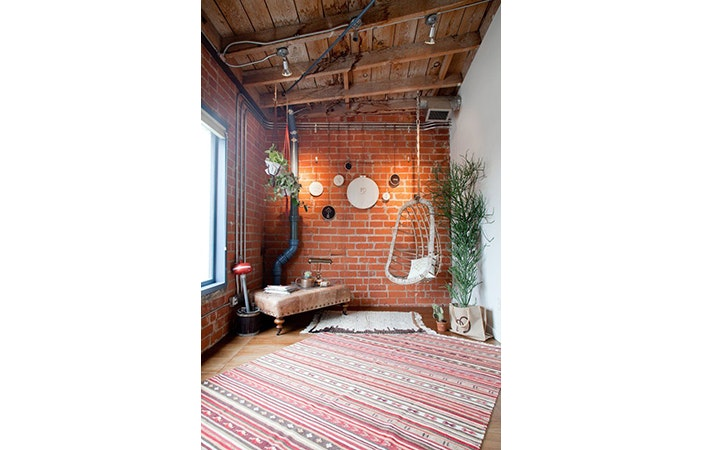 Home Yoga Space P Apartment Therapy
