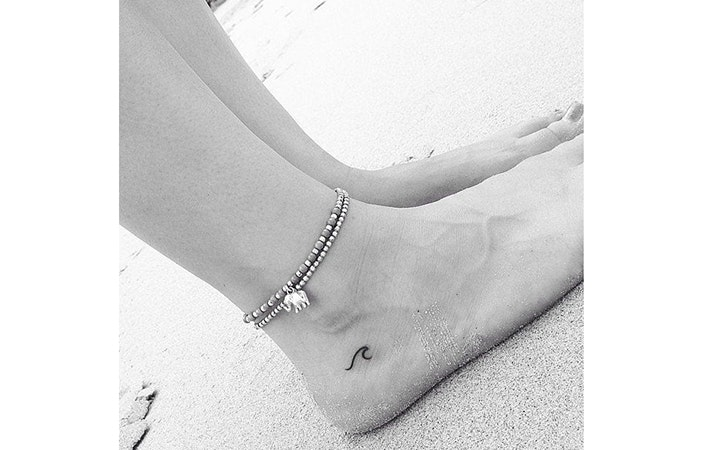 Surf Tattoo 17 PopSugar
