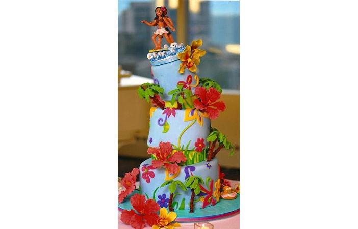 Surfing Cake 9 Pinterest