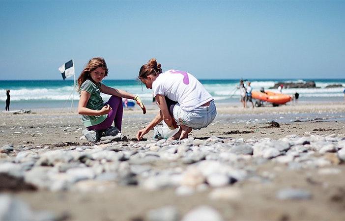 Beach Clean Surfers Against Sewage