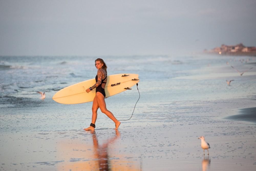 Female Surfers Women Rockaway New York Jena Cumbo 12