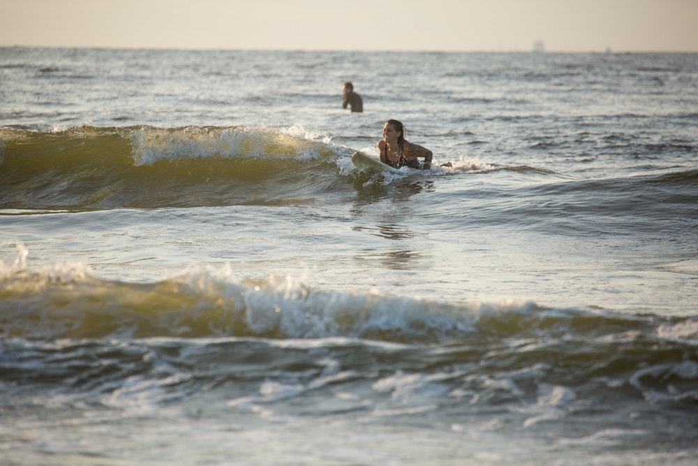 Female Surfers Women Rockaway New York Jena Cumbo 13