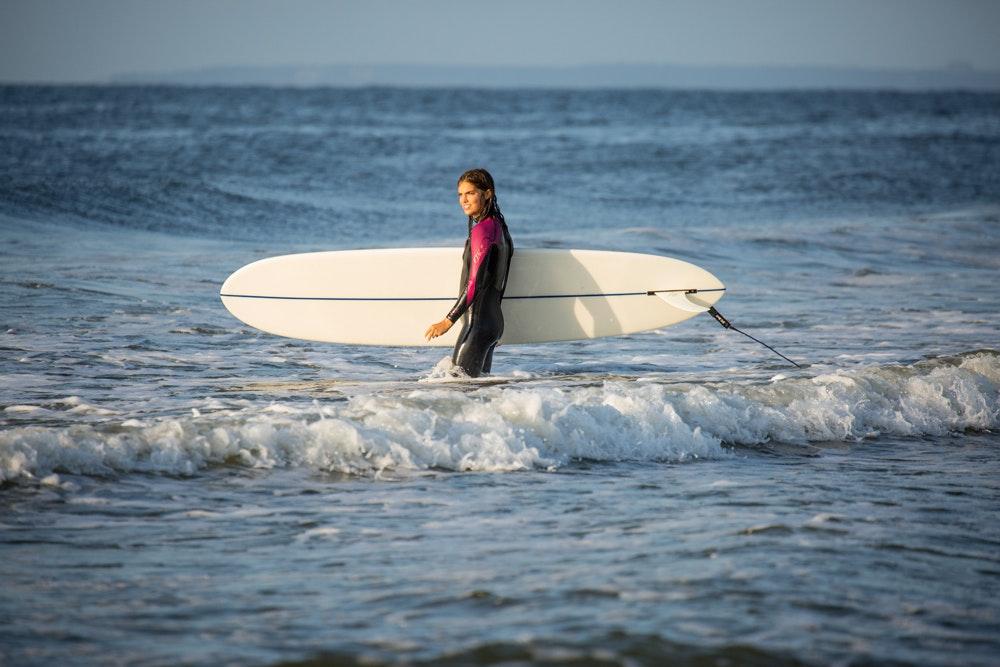 Female Surfers Women Rockaway New York Jena Cumbo 14
