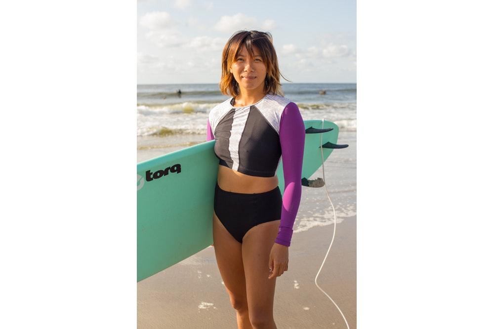 Female Surfers Women Rockaway New York Jena Cumbo 6
