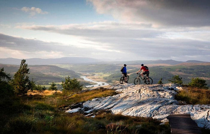 Mountain-biking-in-Golspie-Sutherland-Scotland
