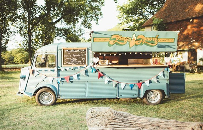 Wedding food truck pic: Pinterest
