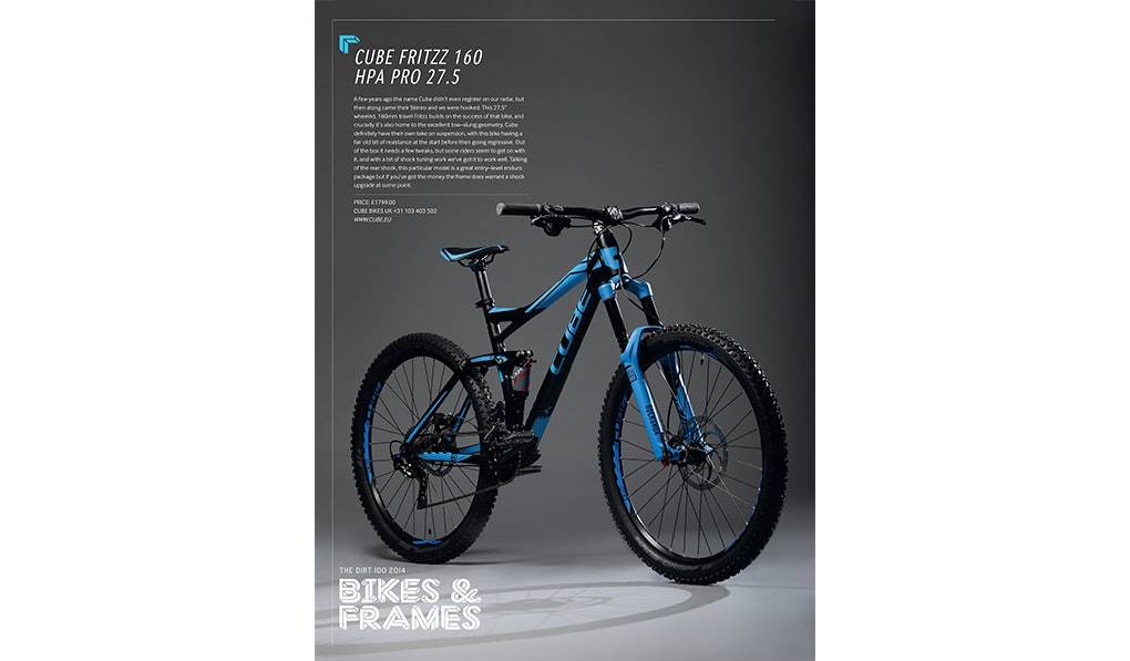 best enduro mountain bikes