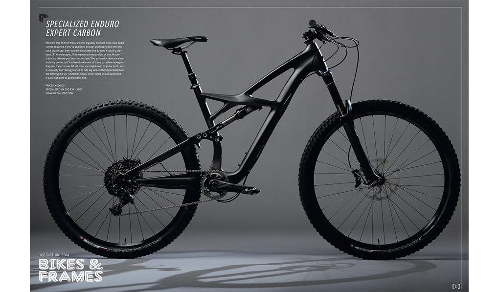 best enduro mountain bikes