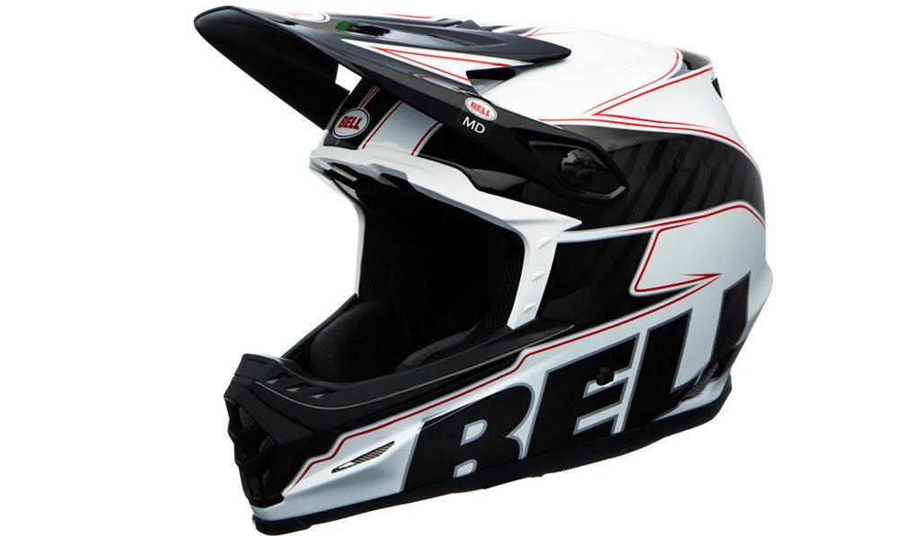 downhill full face helmets