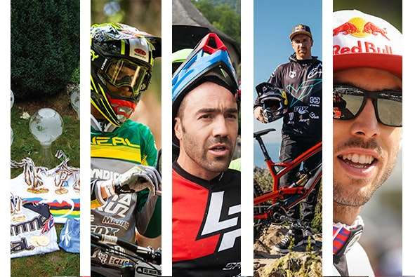 Greatest Downhill Mountain racers Ever