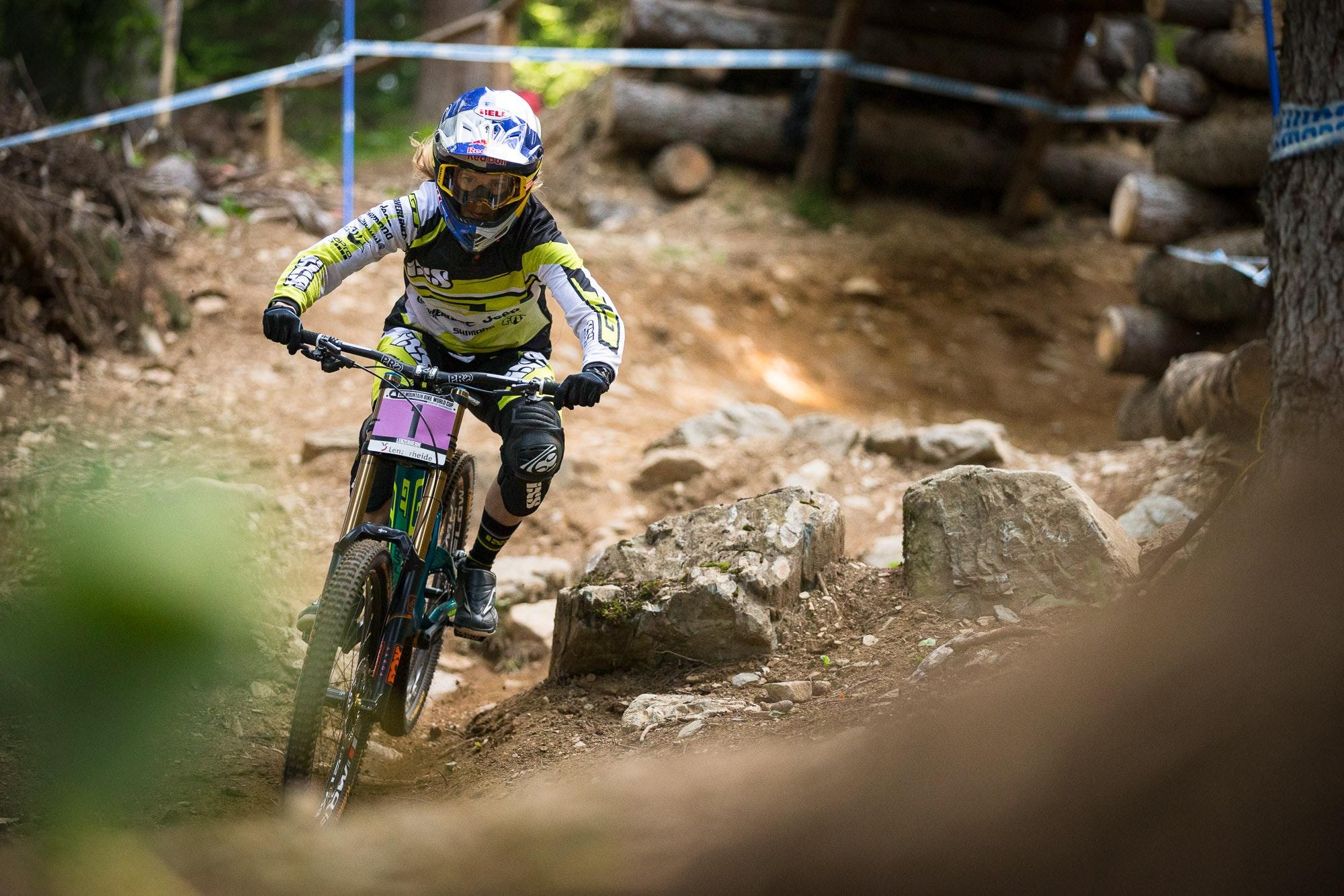Rachel Atherton - Greatest Downhill Mountain racers Ever