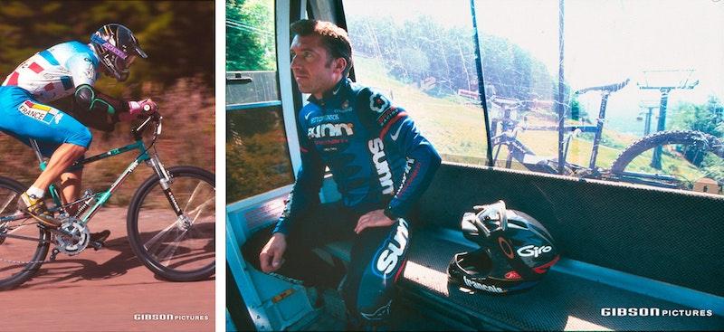 Francois Gachet - Greatest Downhill Mountain racers Ever