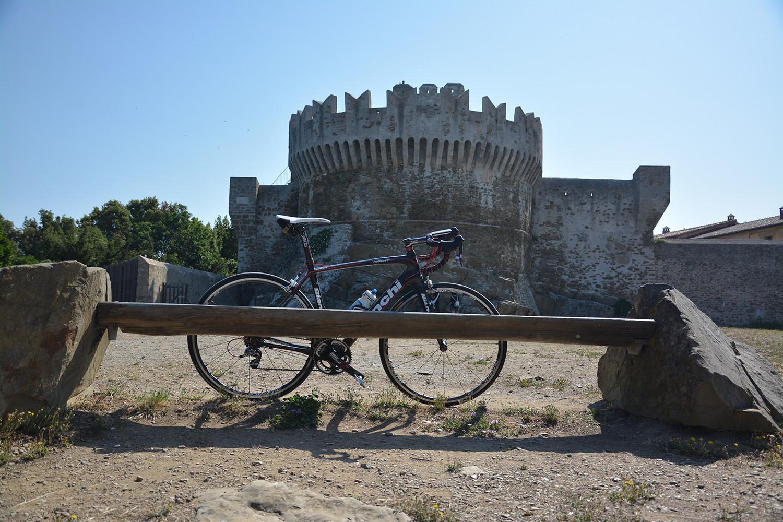 Tuscany Etruscan Coast cycle road bike mountain bike 9