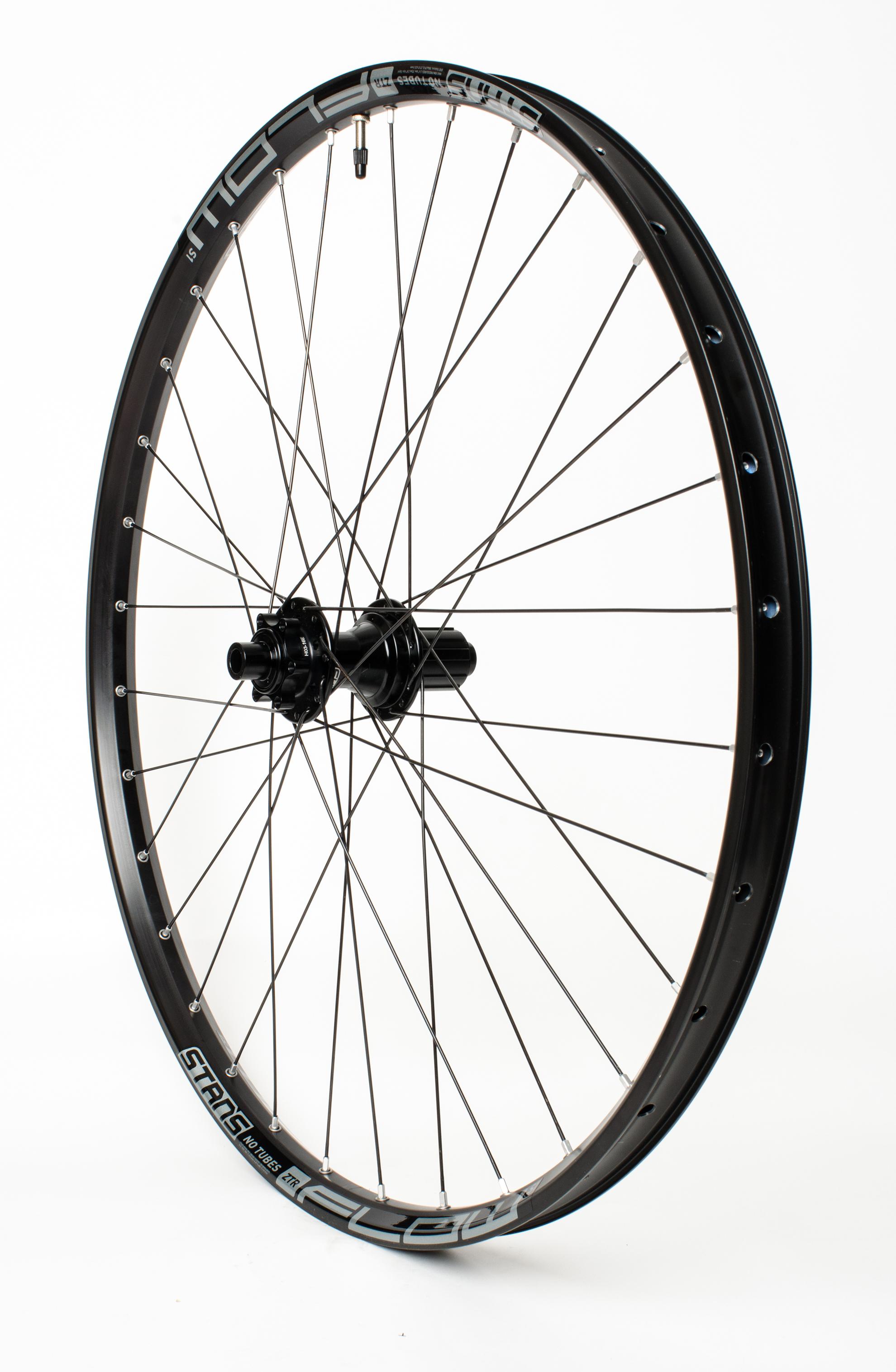 Stan/'s NoTubes S1 Wheel Flow 29mm 27.5 100 x 15 Front