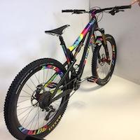 Josh Bryceland custom 5010
